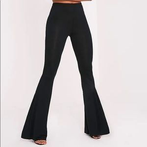 PRETTY LITTLE THING (10) jersey flares